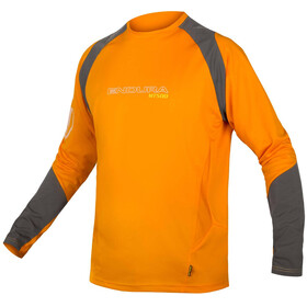 Endura MT500 Burner Long Sleeve Jersey Men mango